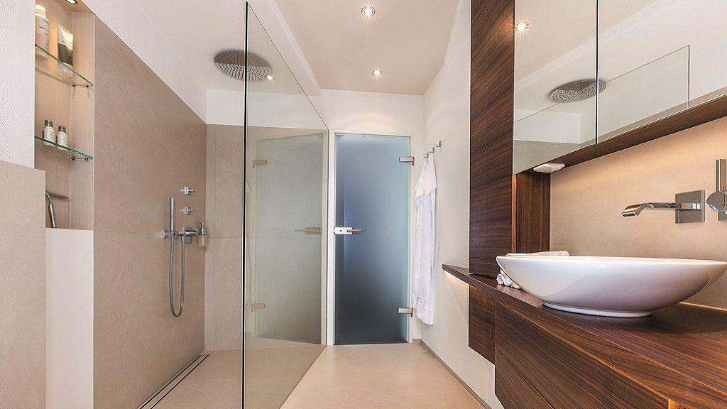Ob klein oder groß – wir planen Ihre Badsanierung im Raum Coburg und Bayreuth immer individuell.